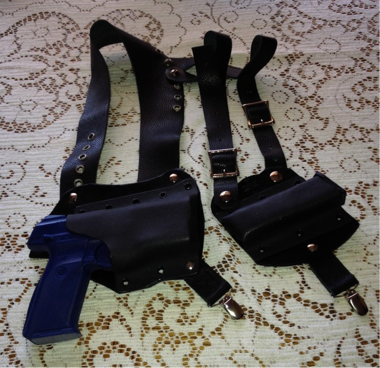 Shoulder Holster, Shoulder Rig